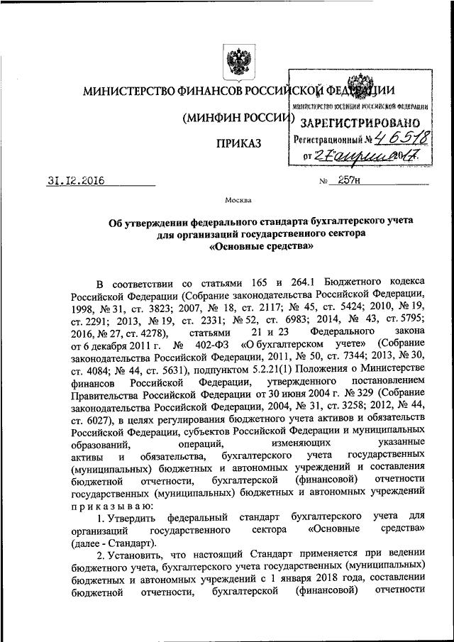 Инструкция минфина по учету заемных средств